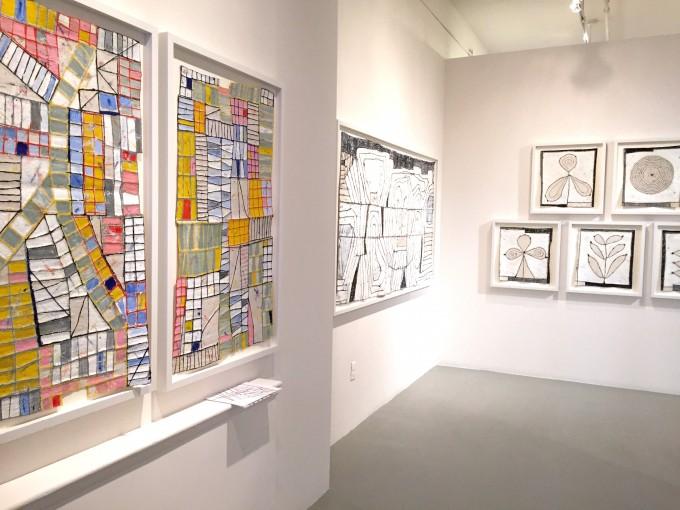 Uneven Edges, Solo Exhibition
