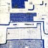 Work Together, Blue, No. 2 (sold)