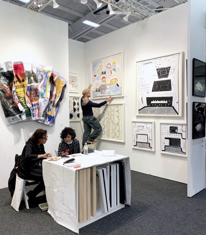 Art On Paper, NYC, Armory Week