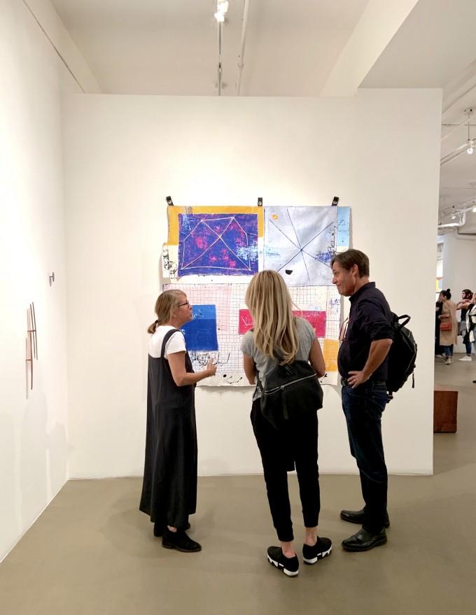 Opening Reception:Shelter, Cheryl Hazan Gallery